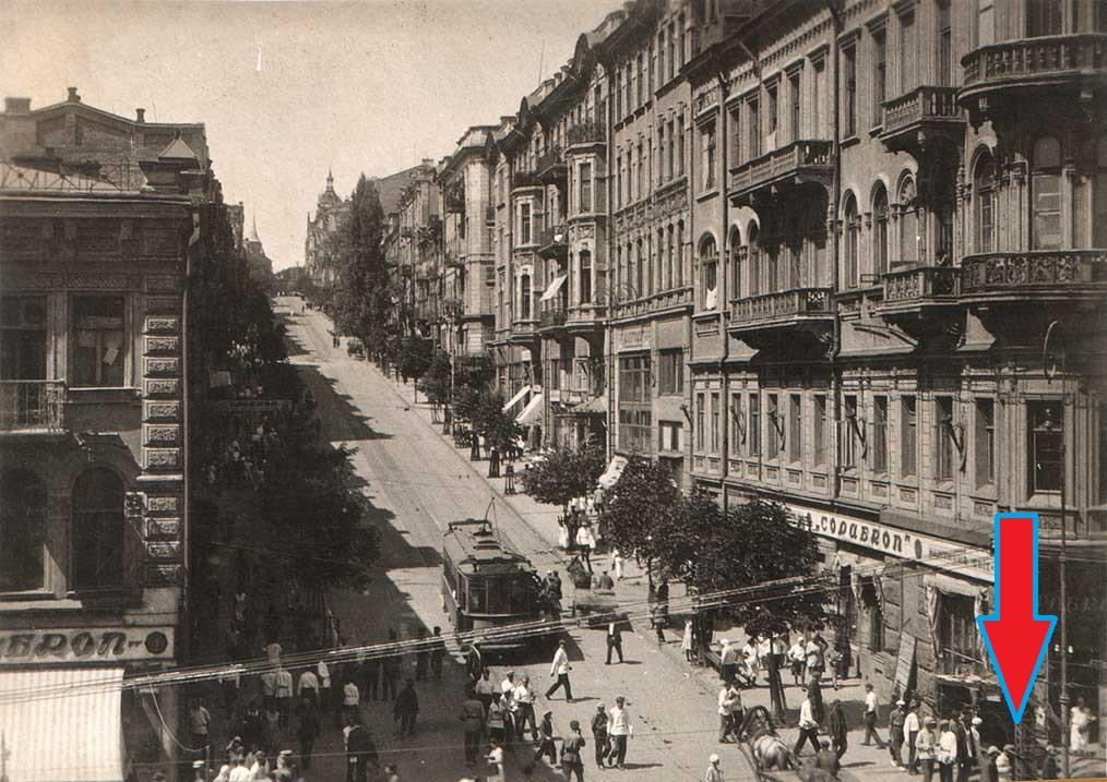 греческий рынок в центре киева