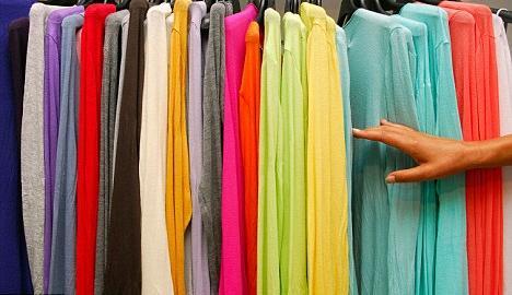 влияние цвета в одежде